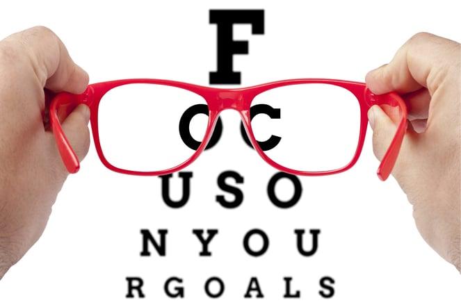 Goal Focus Strategies