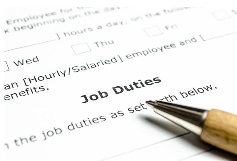 Job description2