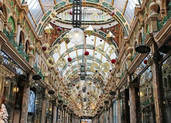 Leeds shopping