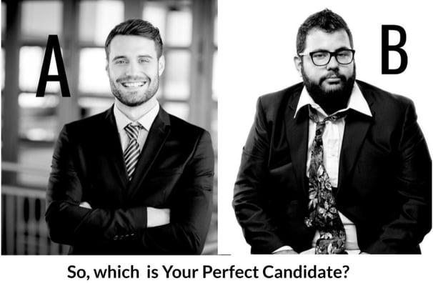 Perfect Candidate Aor B MEN