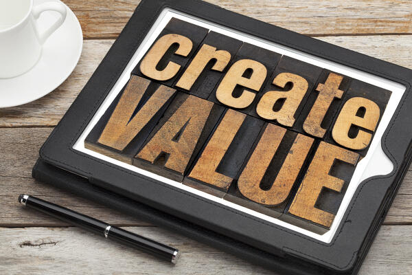 create value