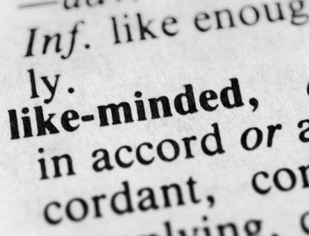 like minded