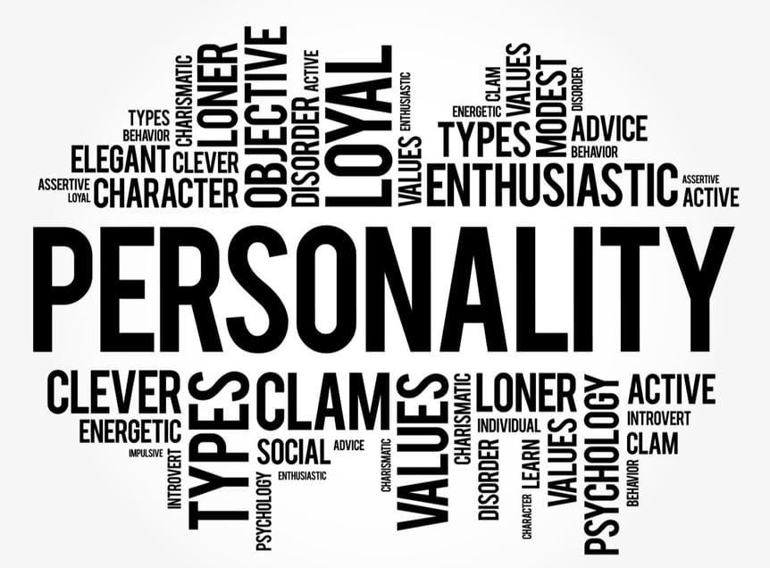 personality traits 2