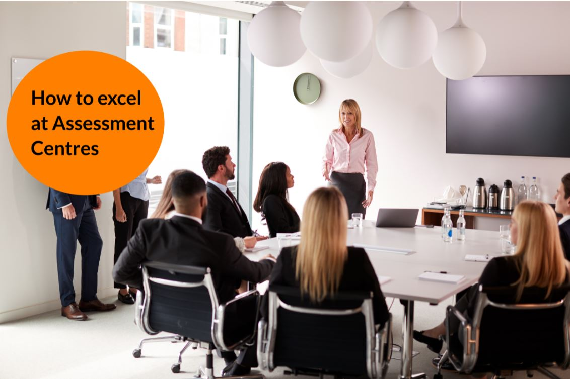 How to Excel at Your Assessment Centre
