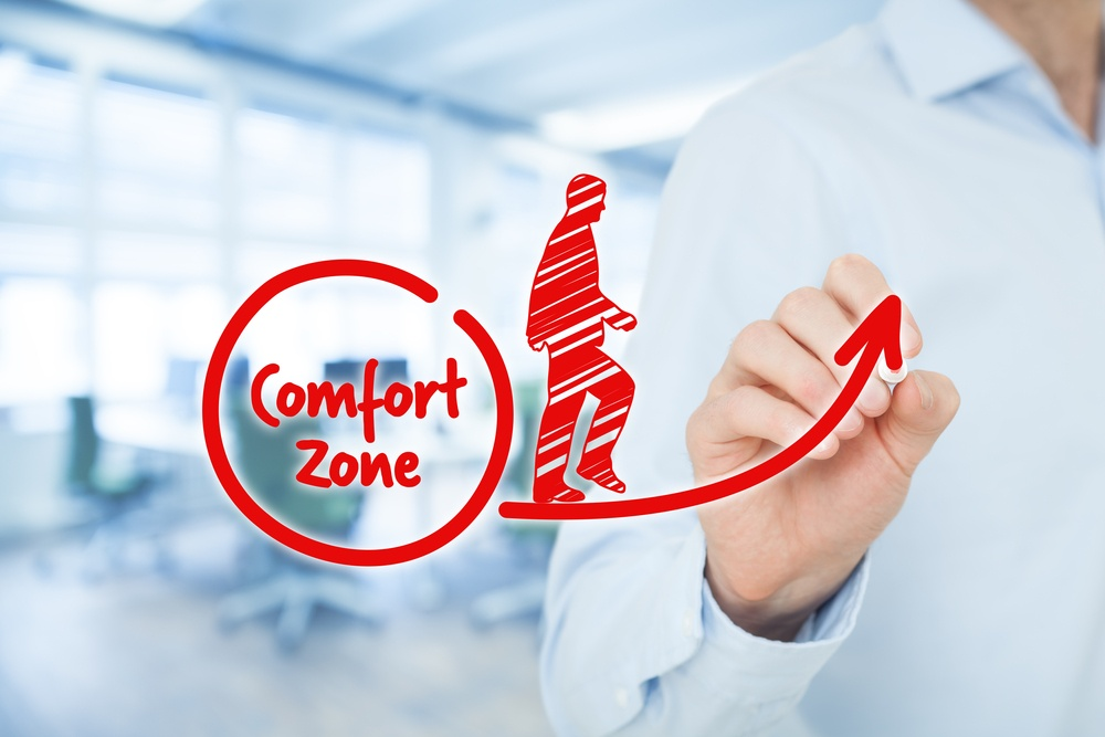 Career Advice: Why Your Comfort Zone Is Letting You Down
