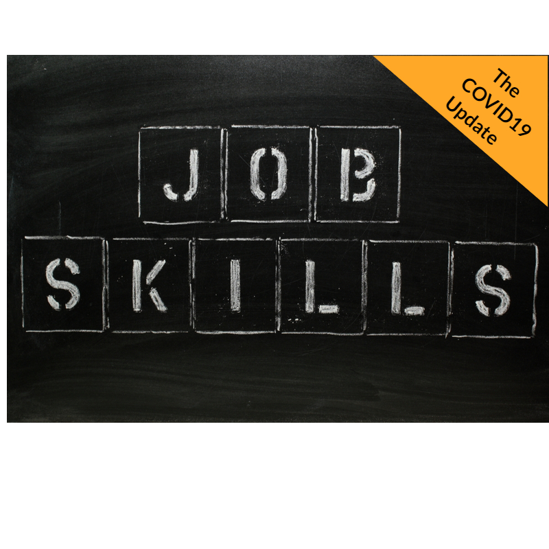 The 7 Job Skills likely to be in Highest Demand after the Pandemic!