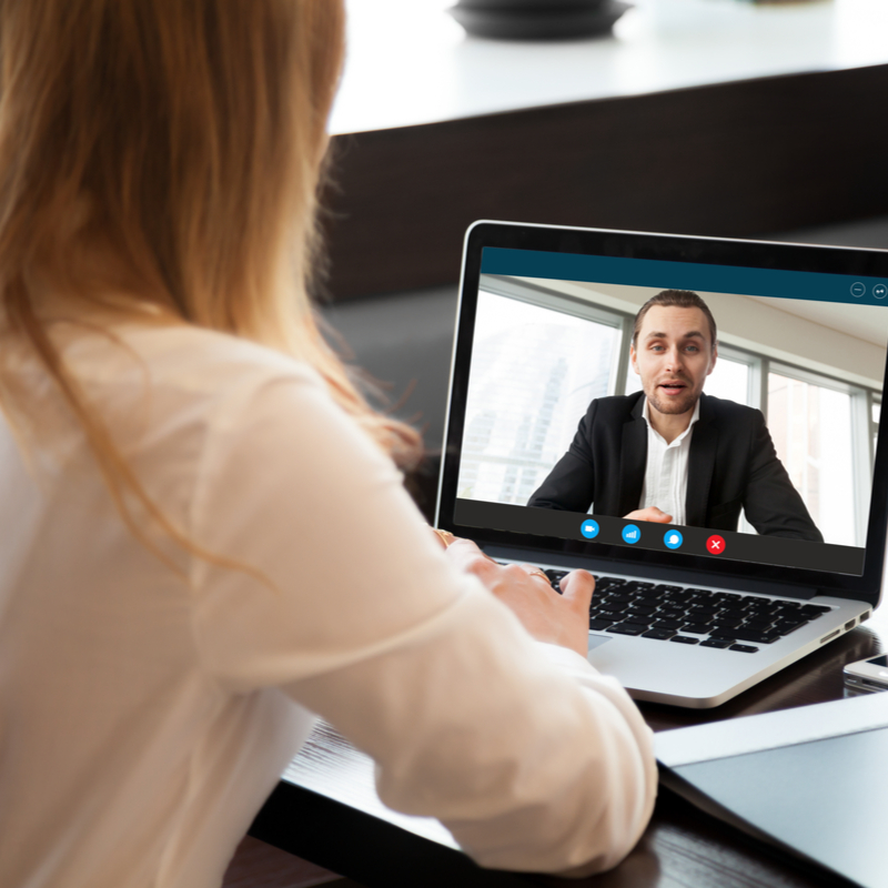 Top Tips for Skype and Video Interviews
